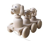 quality_wooden_toys_wholesale_12208_pull_along_hen_traditional_toys